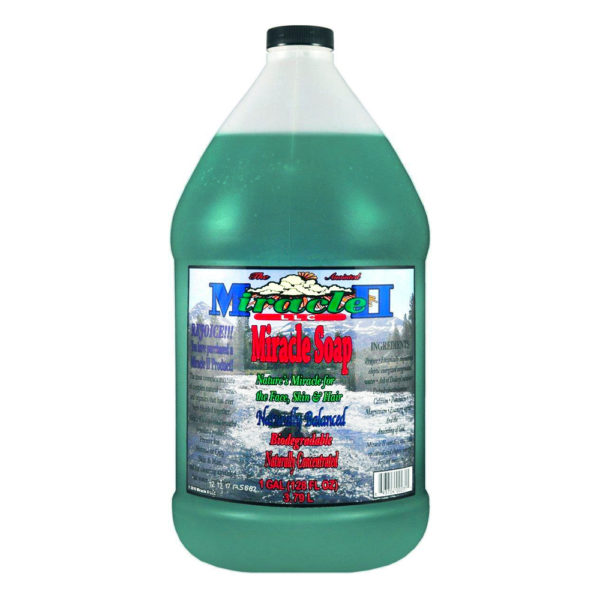 Miracle II Soap 3.8L