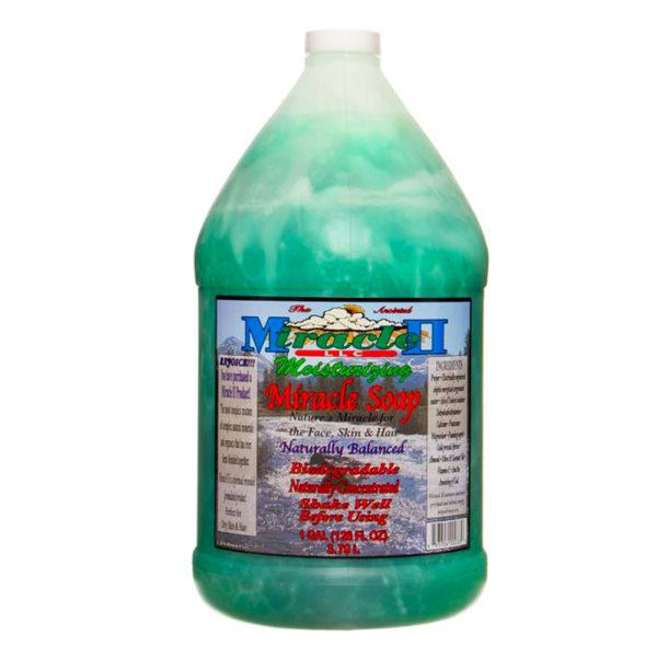 Miracle II Moisturising Soap 3.8L